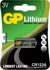 GP CR123A Photo Lithium