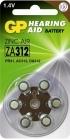 GP ZA312 Hoorapparaat batterij (bruin)