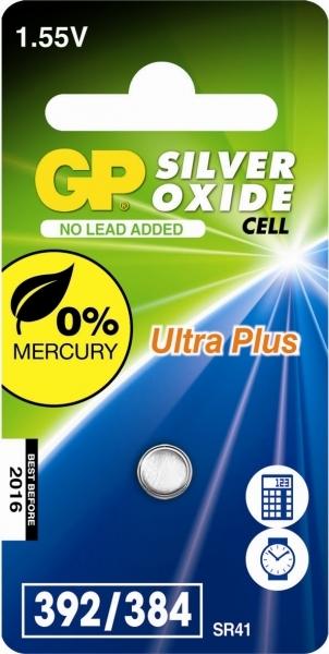 GP 392 Zilver-Oxide SR41