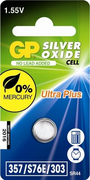 GP 357 Zilver-Oxide SR44