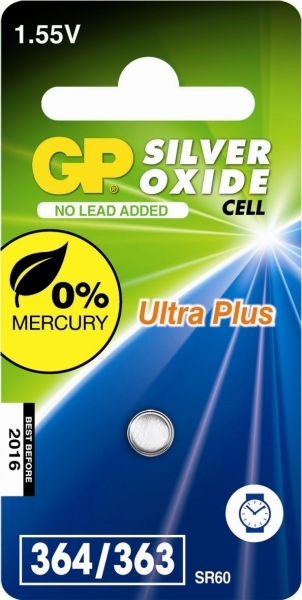 GP 364 Zilver-Oxide SR60