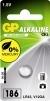 GP LR43 Alkaline knoopcel
