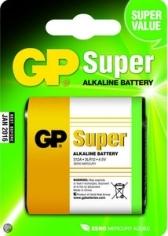 GP Super Alkaline 3LR12 4.5V Plat