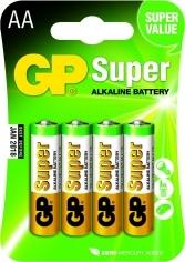 GP Super Alkaline AA Mignon penlite