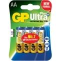 GP AA Penlite Mignon Ultra Plus Alkaline batterij