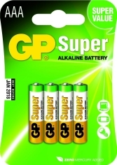 GP Super Alkaline AAA Micro penlite