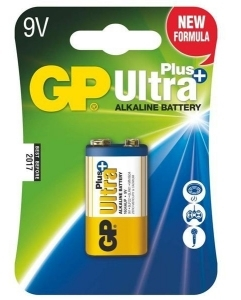 GP Ultra Plus 9V Eblok