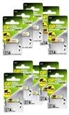 M-battery aanbieding: GP hoogvoltage batterijen. Vijf stuks voor slechts € 9,95